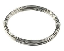 Stainless Steel 316L Wire (16Ga / 1.20 MM) 25 Feet Coil (SOFT) Wire Wrapping