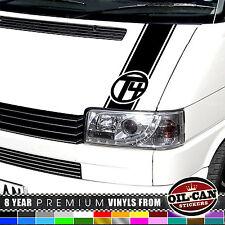 VW T4 TRANSPORTER BONNET STRIPE multivan caravelle camper