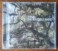 TRAVIS 'The Invisible Band' CD ALBUM 2001 2000s POP ROCK