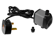 Small Submersible Water Feature Pump for Aquarium Fish Tank Pond Fountain 600L/H