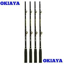 "OKIAYA COMPOSIT 30-80LB ""WHITE MARLIN""(4 PACK)SALTWATER BIG GAME ROLLER ROD"