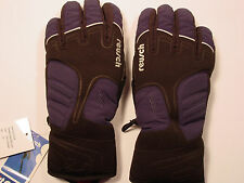 Reusch REAL DOWN Ski Gloves Winter Adult Med (8.5) #2787208 Navy&Black Snow Down