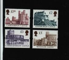 STAMPS CASTLE 1997 HIGH VALUE SET  ENSCHEDE PRINT SG 1993 - 1996  MNH  cat £80