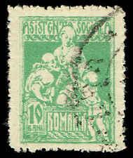 Scott # RA13 - 1921 - ' Charity '