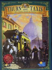 Rio Grande Games Thurn and Taxis All Roads Lead to Rome FREE SHIP!!!!