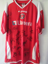 Charlton Athletic Football Shirt Signed by 2006-2008 Home Squad with COA /13053