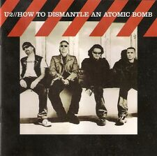 U2  HOW TO DISMANTLE AN ATOMIC BOMB  SPECIAL EDITION CD  2004