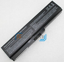 Battery for Toshiba Satellite L650 L655 C650 C660 A655 A660 A665 PA3817U-1BRS PC