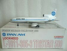 Dragon Wings Pan Am Lockeed L-1011, Tristar 500, Reg.# N-501PA, 1:400 Scale RARE