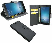 XIAOMI REDMI NOTE 2 Book cover Book-Case Pouch Case Accessories Black