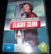 James May's Flight Club Toy Stories Special (Australia Region 4) DVD - Like New