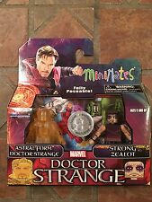 Marvel Minimates ASTRAL FORM DOCTOR STRANGE & STRONG ZEALOT TRU Exclusive Movie