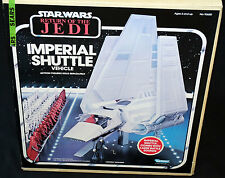 Star Wars ROTJ Imperial Shuttle Complete w/Box/Inserts 1983 Sears/Kenner CGC