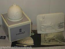 LLADRO COLLECTORS CLUB SOCIETY SET BELL PLAQUE BOOKS EXPRESSIONS MAGAZINE lot