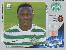 N°508 WANYAMA # KENYA CELTIC.FC CHAMPIONS LEAGUE 2013 STICKER PANINI