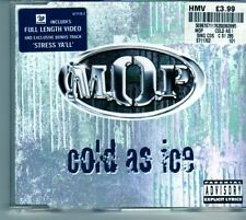 (DM890) M.O.P, Cold As Ice - 2001 CD