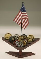 Military Prestige Challenge Coin Holder  MCHOOA-S