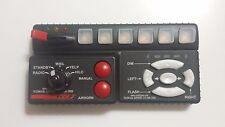 Code 3 / PSE - 3997RLS Light, Arrowstick & Siren Control Head - NOS