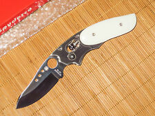 Spyderco C114WMP Howard Viele Phoenix folding knife - discontinued RARE - NEW