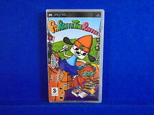 psp PARAPPA THE RAPPER Playstation PAL UK