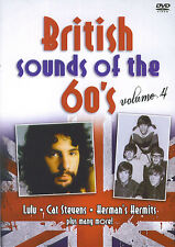 Britsh Sounds of the 60's volume 4 (DVD)