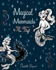 Magical Mermaids by Miss Fluff by Claudette Barjoud (2016, Paperback)