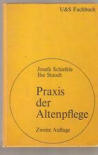 Lehrbuch der Medizin Praxis der Altenpflege Urban & Schwarzenberg Verlag 1975