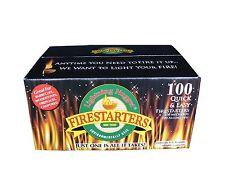 Lightning Nuggets N100SEB Firestarters Super Economy Box of Fire-Starting