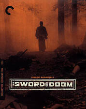 The Sword of Doom [Blu-ray], New DVDs