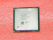 Intel Pentium 4 P4 2.8 GHz 512K 400MHz SL7EY Processor Socket 478 Desktop CPU