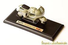 """VESPA Original PIAGGIO Modell """"125 Circuito 1950"""" - Grün - 1:18 - Maisto"""