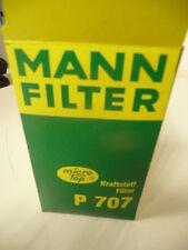 Kraftstoff-Filter → MANN FILTER P707