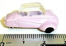 KR200 PINK OLD PINK Bubble car Messerschmitt IMU 1:87 H0 HA2 å
