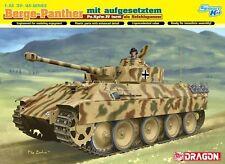 Dragon 1:35 6835: Berge-Panzer  Pz.Kpfw.IV mit Turm