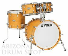 "Yamaha Absolute Hybrid Maple 4pc Drum Shell Set w/20"" Bass - VINT NATURAL - NEW!"