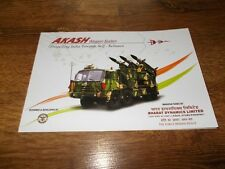 BEML TATRA Military Trucks Range Brochure Prospekt Catalogue Depliant