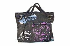 "Ed Hardy Women's Edna Tote Bag,Gray Bag size: 12"" x 14"" x 3""Guaranteed authentic"