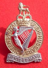 Great Britain Army. Queen's Royal Irish Hussars OR's Pouch Badge
