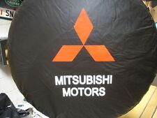 MITSUBISHI PAJERO SHOGUN & PININ 4x4 spare wheel cover LOGO