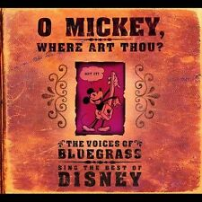 O Mickey, Where Art Thou? [Digipak] by Disney BRAND NEW CD Free Shipping!