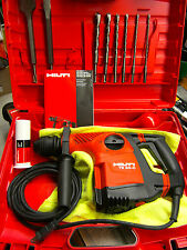 HILTI TE 30-C AVR CORDED HAMMER DRILL, BRAND NEW, FREE EXTRAS, FAST SHIPPING