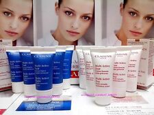 【Clarins】Multi Active(Day Correction 5ml & Night Recovery Cream 5ml) x5 NIB