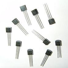 10 x 78L05 Motorola Voltage Regulators  MC78L05ACP  +5V @ 100ma Max U.K. Seller