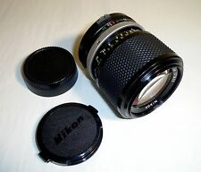 NIKON PRE AI 43 86MM F3.5 NIKKOR ZOOM LENS TOP WORKING CONDITIONS NEAR MINT!
