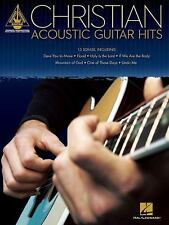 Christian Acoustic Guitar Hits-ExLibrary