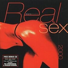 Shams Presents: Real Sex 2000 by Various Artists (CD, May-2005, 2 Discs, VP)