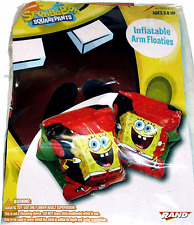 SpongeBob Swimming Floaties Inflatable Arm Floaties