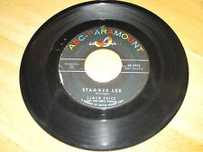 LLOYD PRICE-STAGGER LEE  B/W-YOU NEED LOVE-VG+
