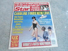 JAN 22 1991 STAR tabloid magazine PRINCESS CAROLINE - TYNE DALY