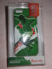 iPhone 5 & 5s Snap-On Case / Cover World Cup Soccer Team Mexico By Radioshack